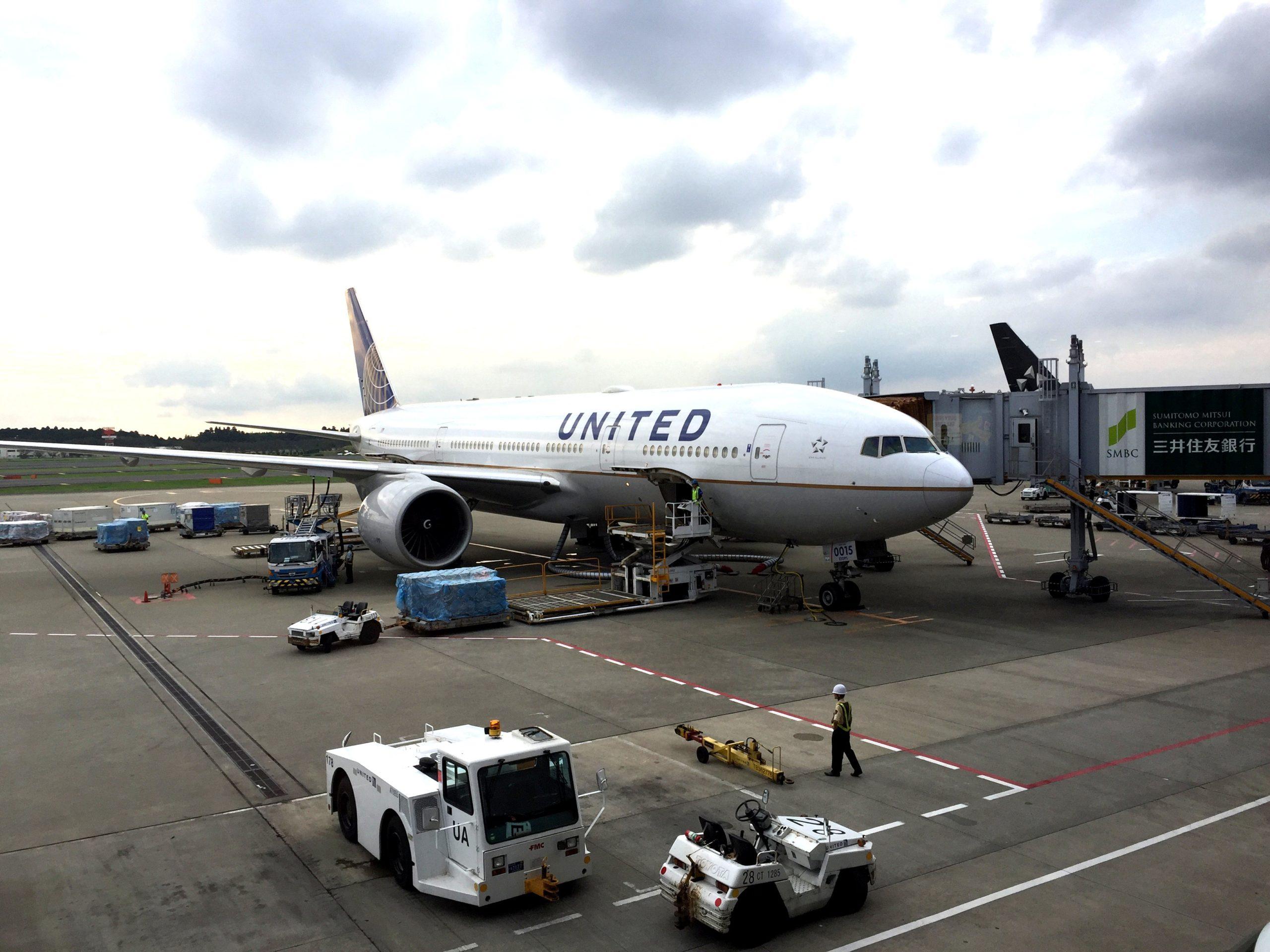 ヒューストン空港乗り継ぎ