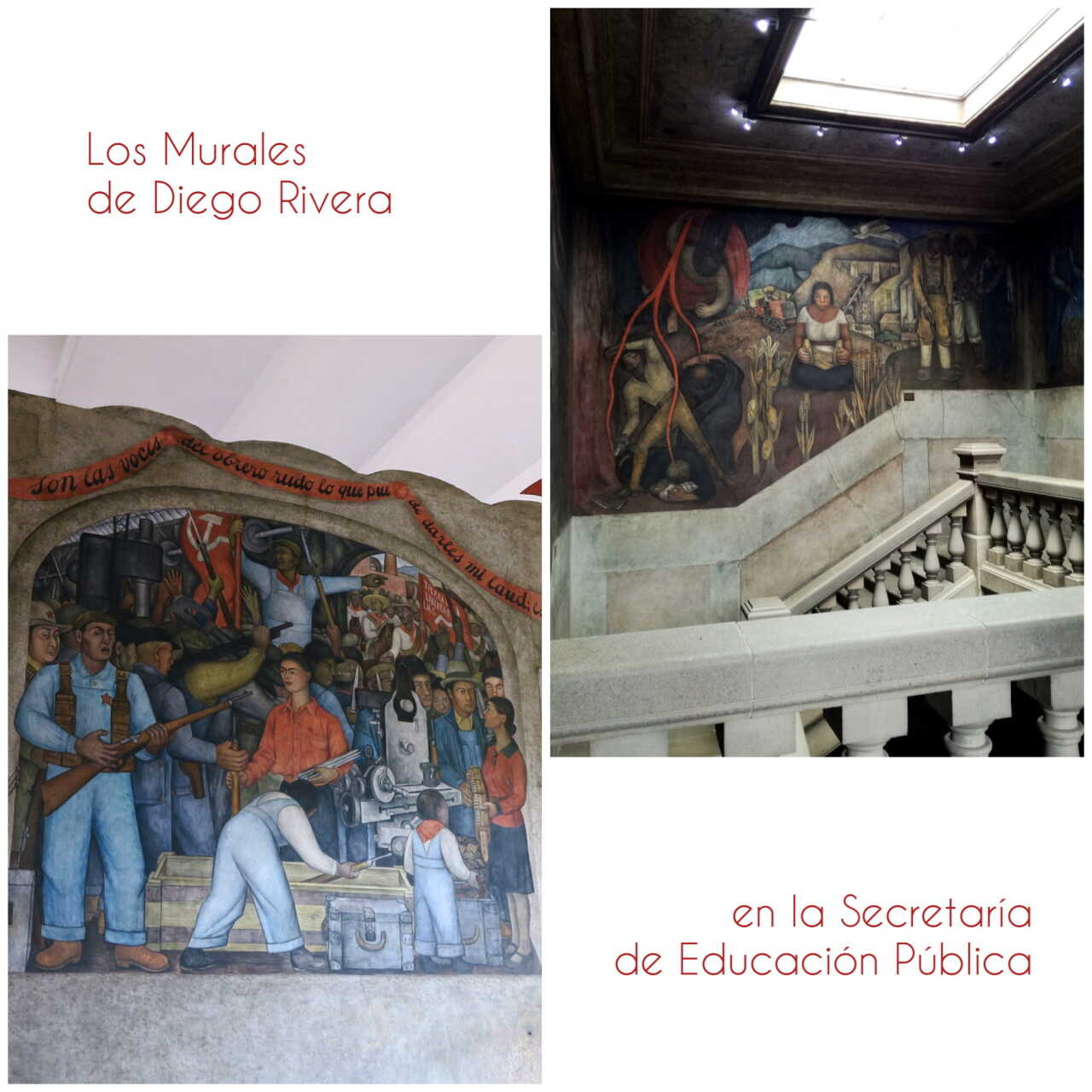 ディエゴリベラ壁画
