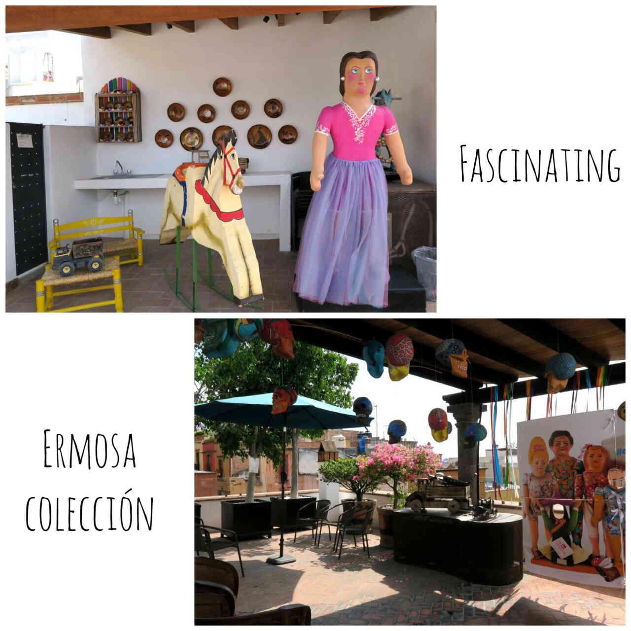 サンミゲル・デ・アジェンデおもちゃ博物館