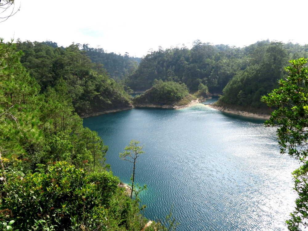 モンテベジョ湖