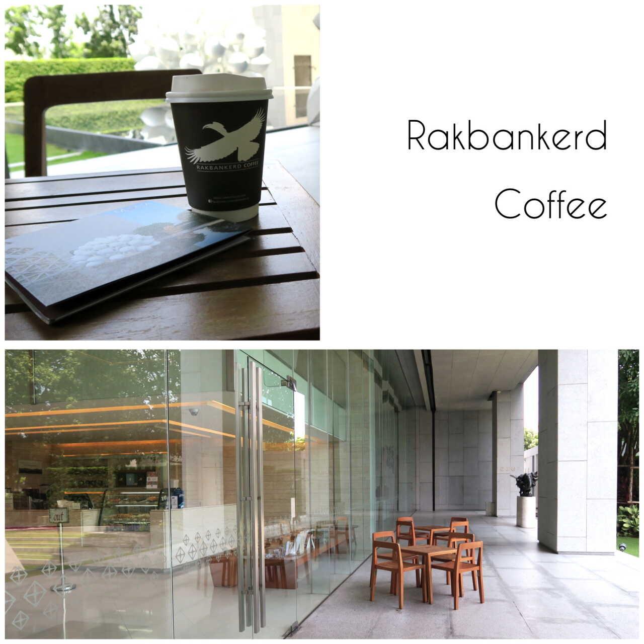バンコク現代美術館カフェ