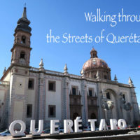 メキシコケレタロ街歩き