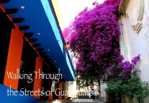 グアナファト散歩
