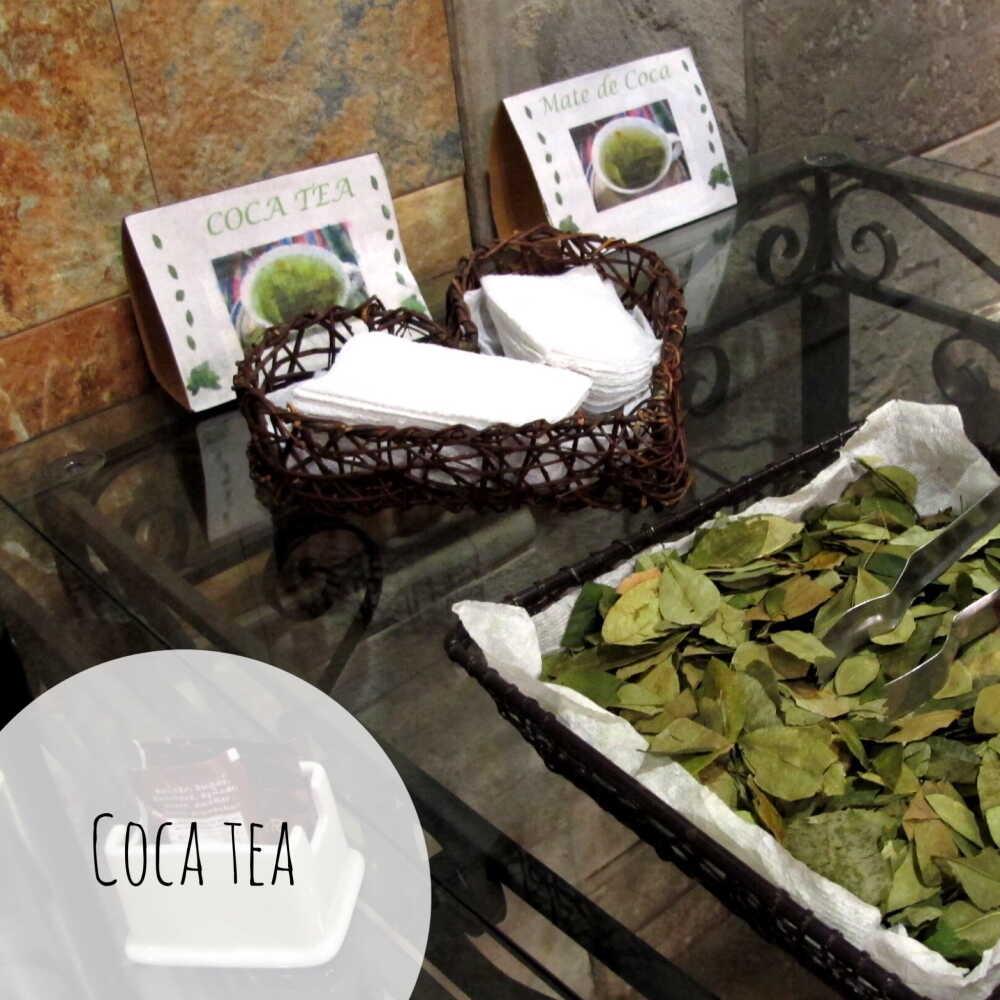 ペルー・コカ茶