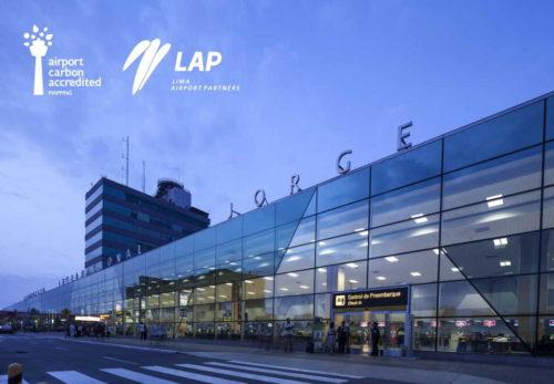 ホルヘチャベス国際空港