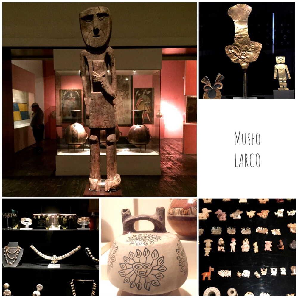、Museo Larco【ラファエル・ラルコ・エレーラ博物館】