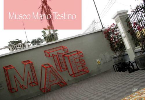 【MATE】マリオテスティーノ美術館