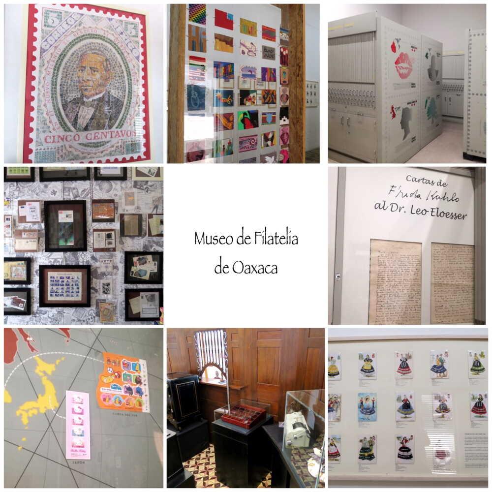 オアハカ切手博物館