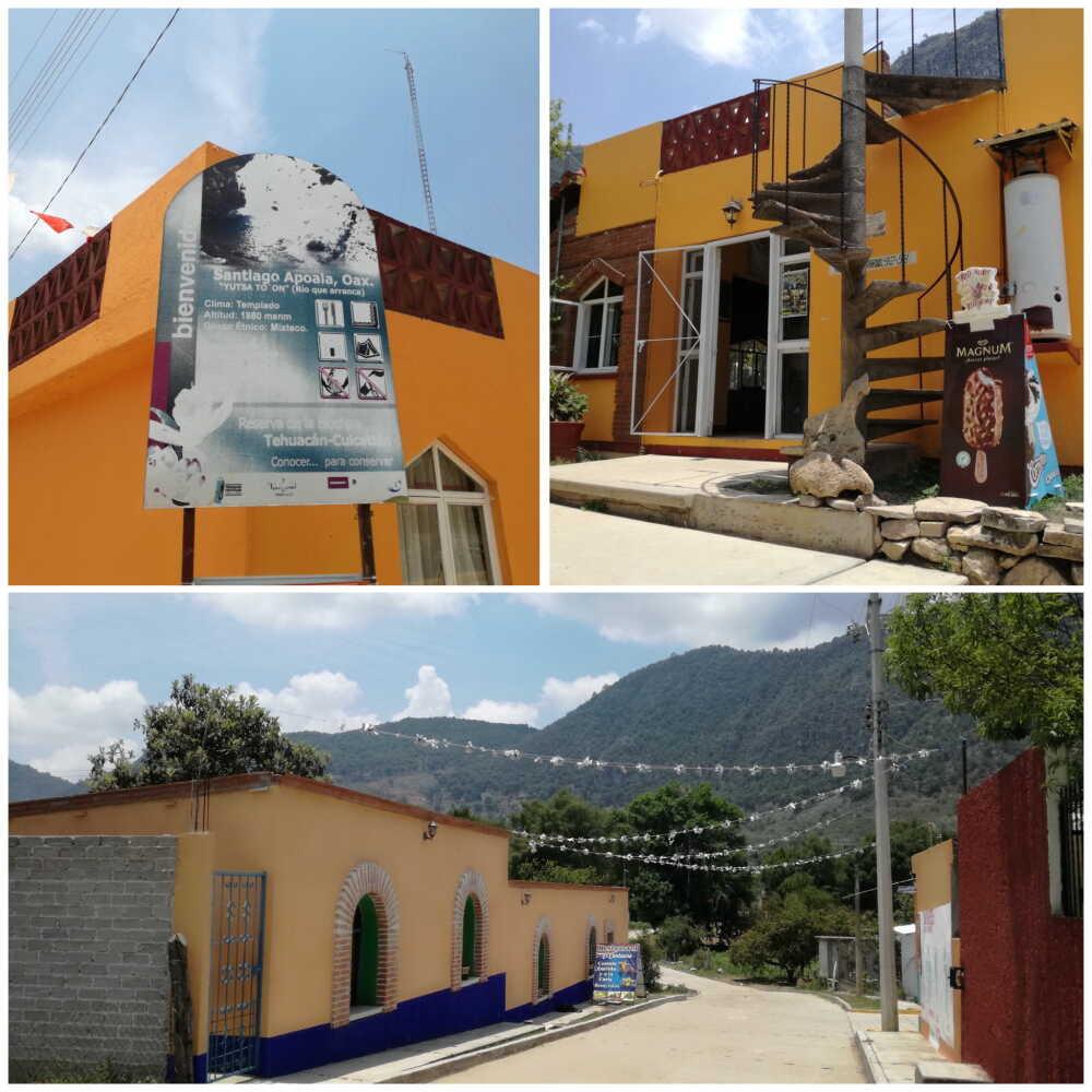 サンティアゴ・アポヤラ観光オフィス